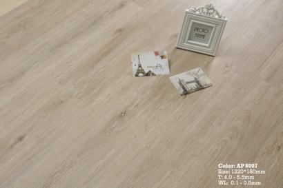 SPC石塑地板-8007晨曦光輝